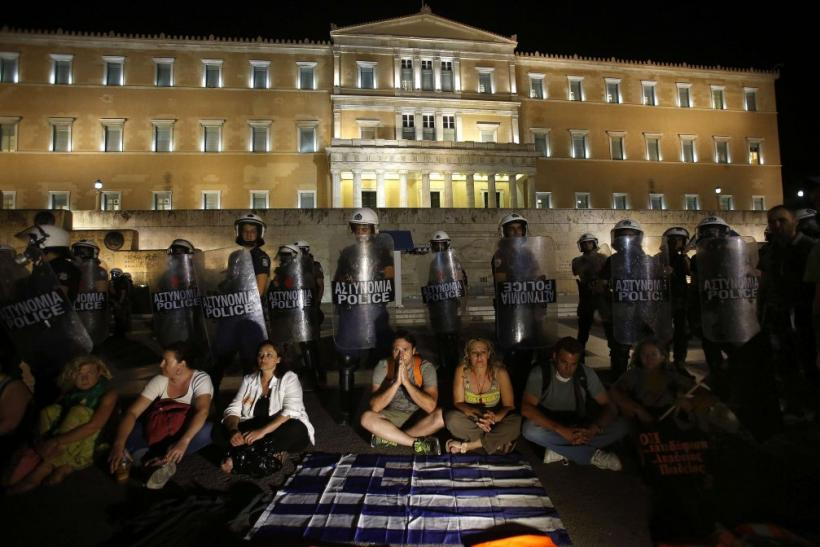 Greek protests June 2013