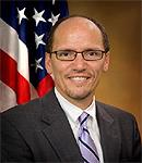 US Senate Confirms Perez As Labor Secretary