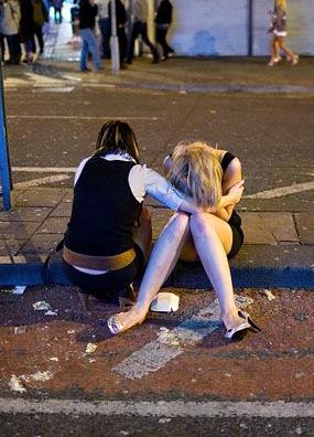 Last Call: Alcohol-Related Deaths For British Women Soaring
