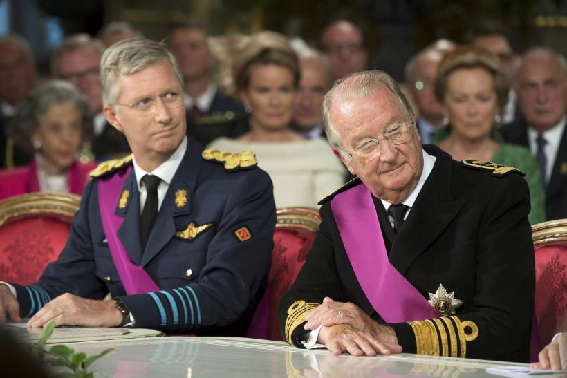 King Philippe, King Albert of Belgium