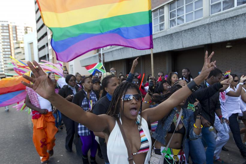 Gay Rights in Africa