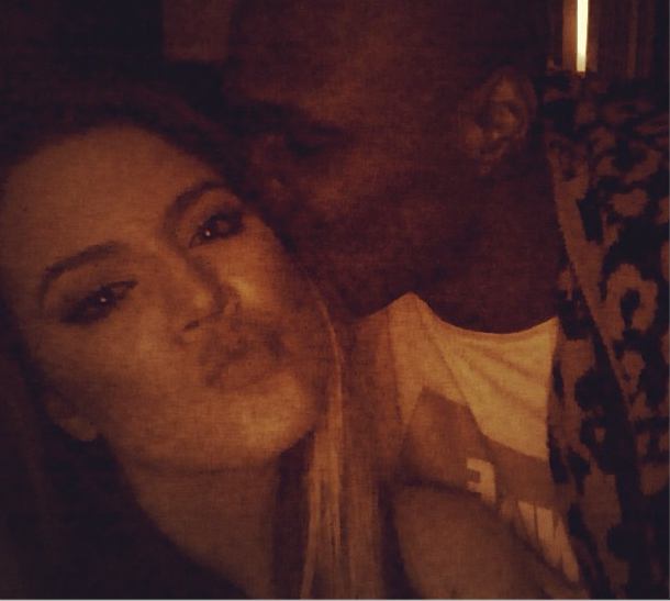 Kardashian And Odom