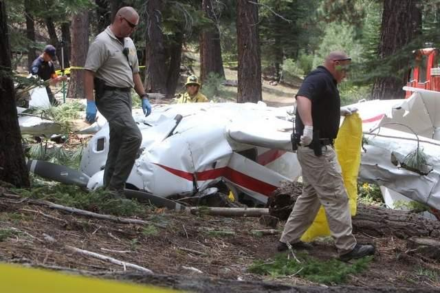 tahoe plane crash