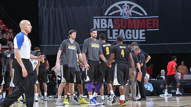 Lakers Summer League