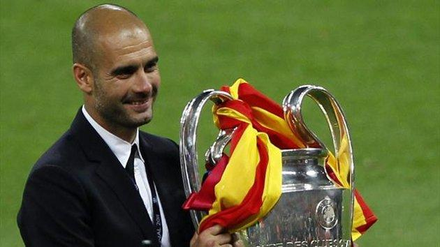 Pep Guardiola Bayern Munich