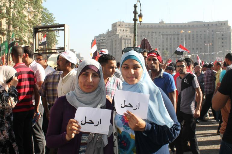 women-protesters-cairo