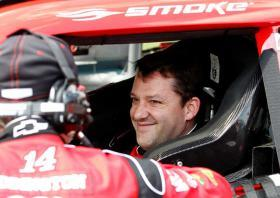 Newman Takes Pole For Brickyard