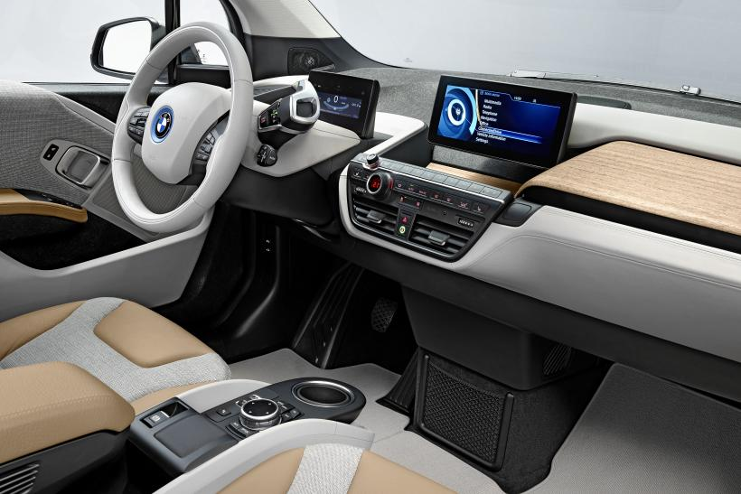 bmw i3 unveiled electric vehicle will arrive in dealerships later this year photos. Black Bedroom Furniture Sets. Home Design Ideas