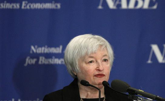 Yellen Janet Fed 2013 2