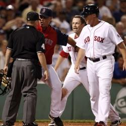 Rays Beat Red Sox After Blown Call