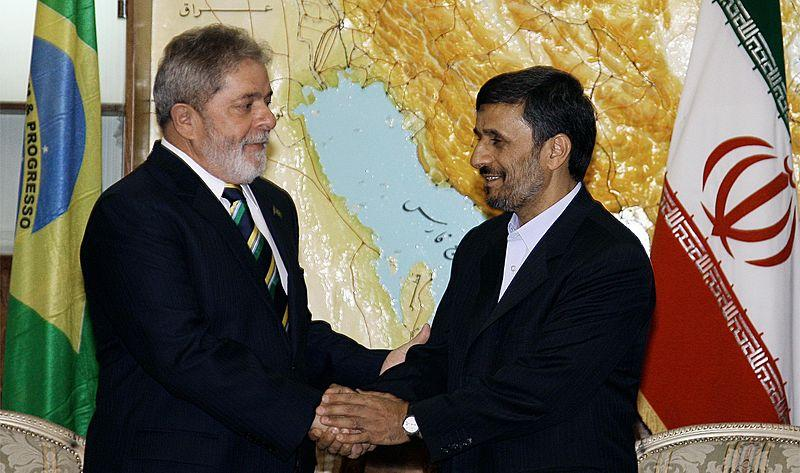 Lula and Ahmadinejad