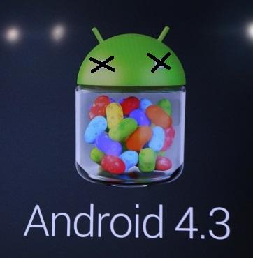 Android 4.3 Jelly Bean Adds Wi-Fi Issues To A Growing List Of Complaints
