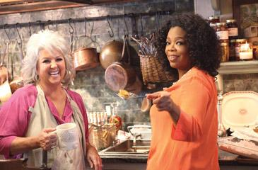 Oprah Speaks Out On Paula Deen Racial Slur Controversy