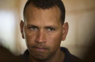A-Rod Denies PED Use