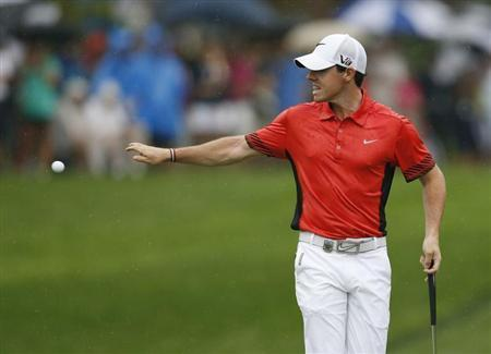 McIlroy Uses Late Flurry To Keep Oak Hill Dream Alive