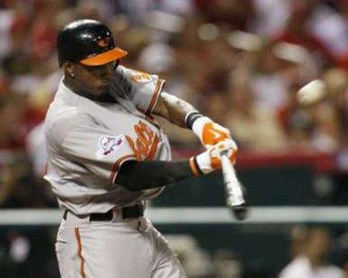 Adam Jones Has Banana Thrown At Him During Game