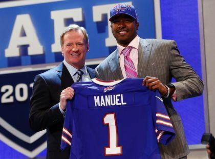 E.J. Manuel Looks Promising In First Preseason Game