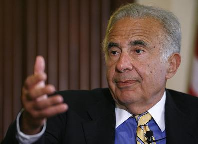 Icahn Now Eyeing Apple's Cash