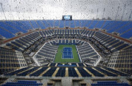 Roof Planned For U.S. Open's Arthur Ashe Stadium