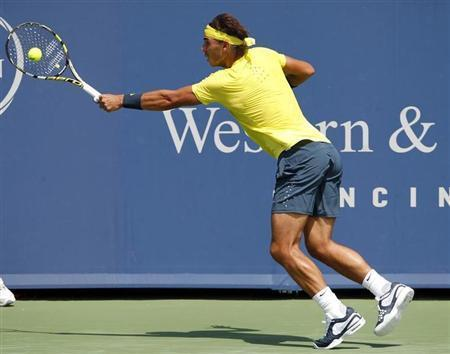 Nadal Beats Harrison In Straight Sets