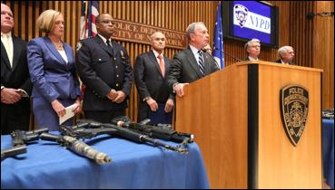 Stop And Frisk Scared NYC Gun-Bust Suspect: NYPD