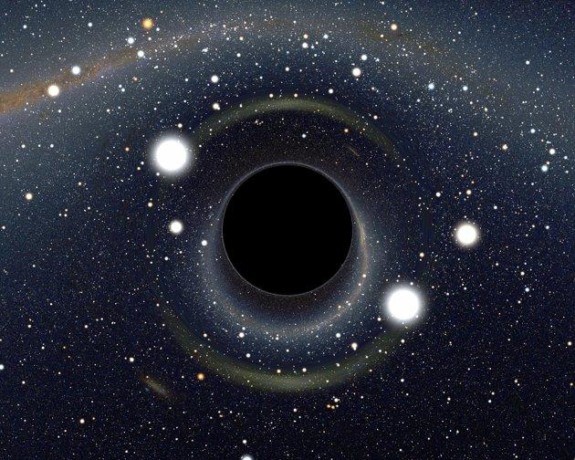An overview of the mysterious earth phenomenon of the black hole