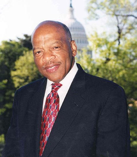 Rep. John Lewis D-Ga. Reflects On Dr. Martin Luther King Jr. 'I Have A Dream' Legacy