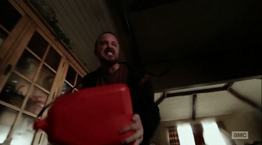Jesse Pinkman Gas Can