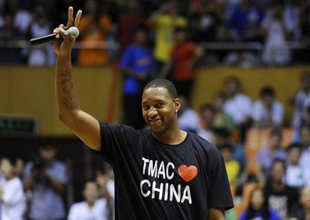 Tracy McGrady Retires After 16 Seasons