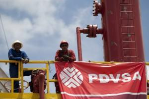 Venezuela's Giant Oil Company Is Burning