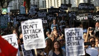 Should The West Attack Syria? Here's What Other Nations Are Saying