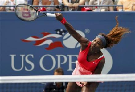 Serena Beats Stephens As Murray Cruises At U.S. Open