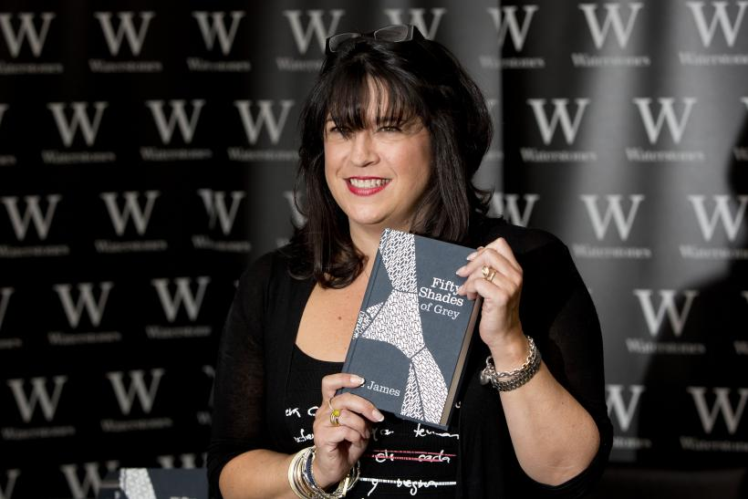 Author E.L. James