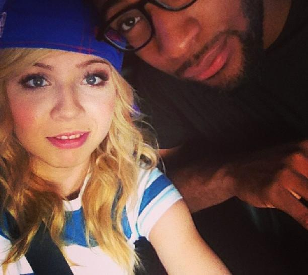Jennette McCurdy, Andre Drummond Dating: 'Sam & Cat' Actress, Detroit