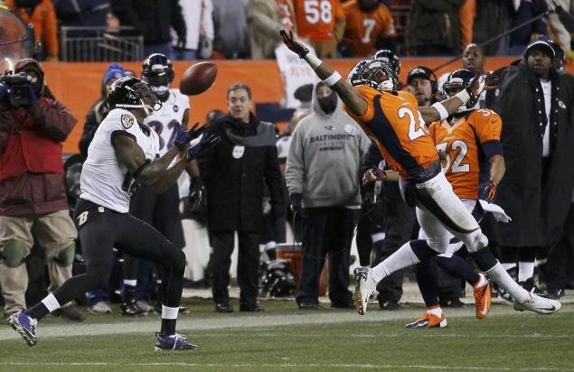Denver Broncos Baltimore Ravens