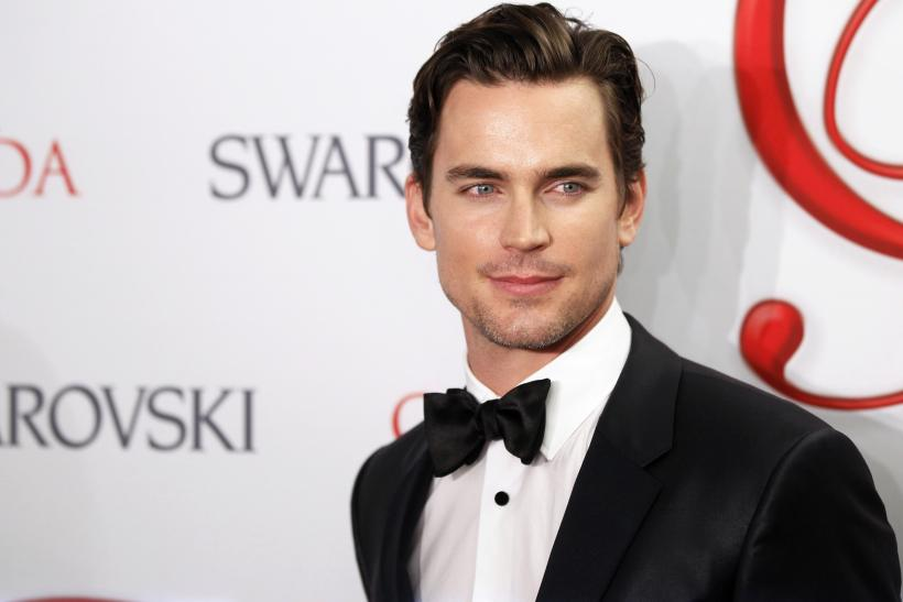 Matt Bomer as Christian Grey?