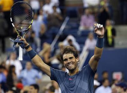 Nadal Steamrolls Robredo To Reach Semis