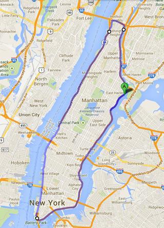 NY Man Who Drove 26.5 Miles Around Manhattan In 24 Minutes Arrested [VIDEO]