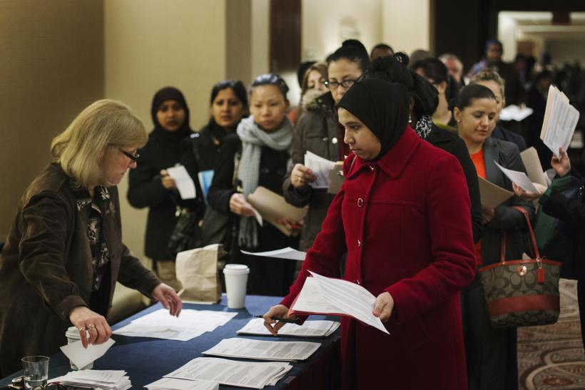 Job Fair NY Feb 2013