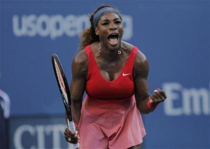 Serena Books U.S. Open Title Rematch With Azarenka