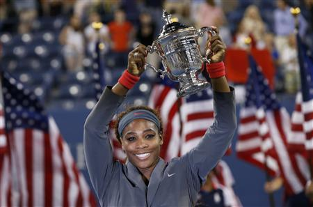 Serena Williams Beats Azarenka In U.S. Open Final