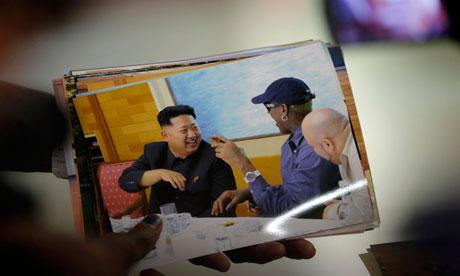 Dennis Rodman To Write Book With Kim Jong-un; Jailed Missionary Kenneth Bae 'Not My Job'