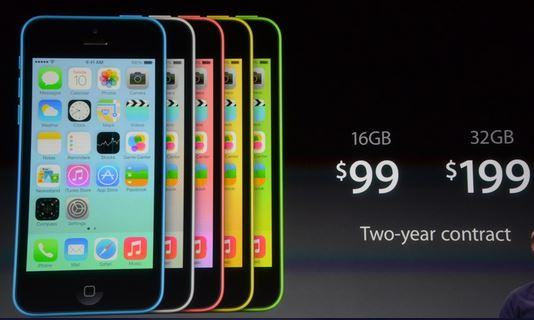 how much is the iphone 5c worth apple iphone 5c revealed prices range from 99 to 199 19798