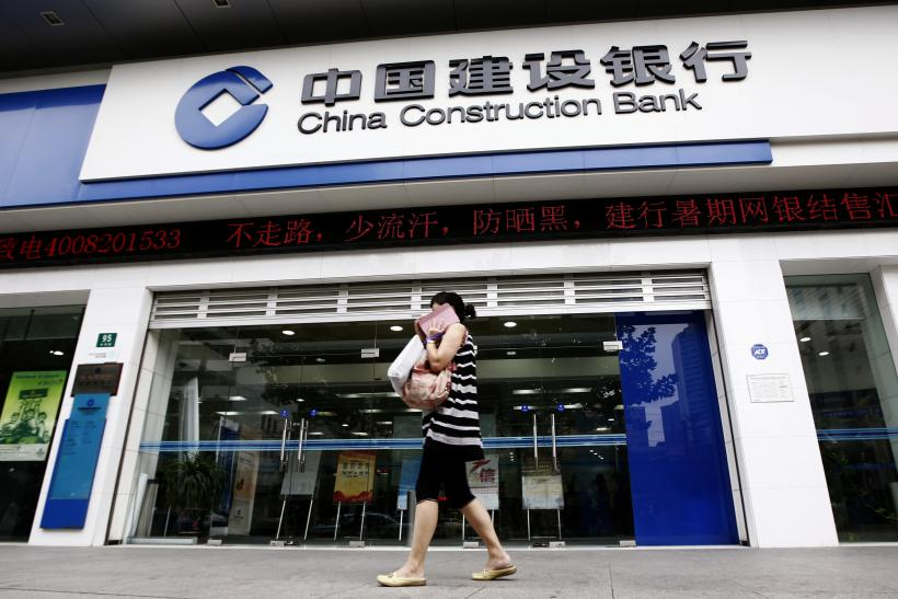 China Construction Bank Aug 2013