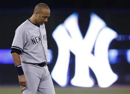 Jeter's Season Is Over