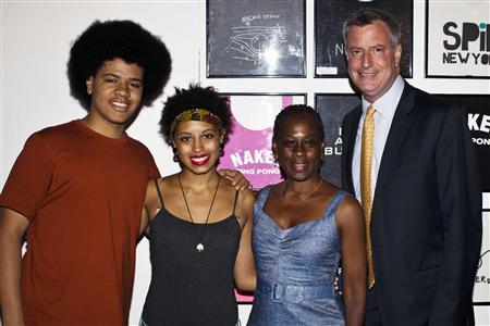 What If Bill De Blasio Were Black And His Wife Were White?