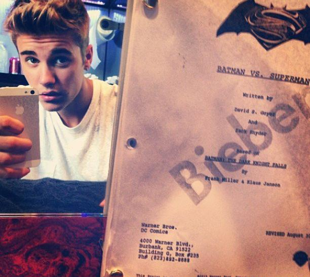 justin-bieber-shares-picture-of-batman-vs-superman-script