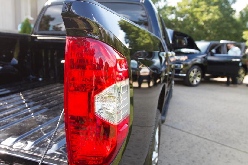 2014 Toyota Tundra 1794 Rear Lights