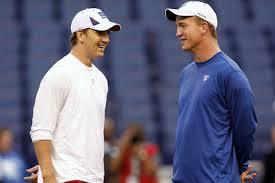Manning Brothers Face Off For Third Time