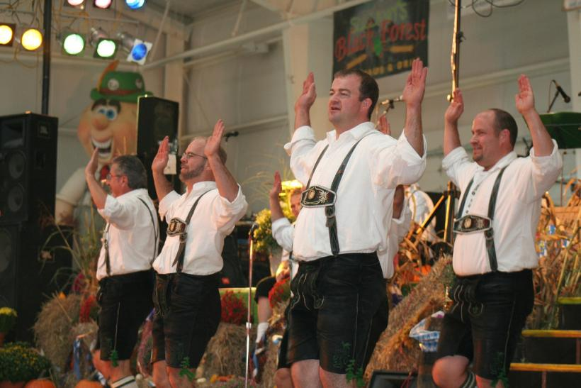 Frankenmuth, Michigan Oktoberfest